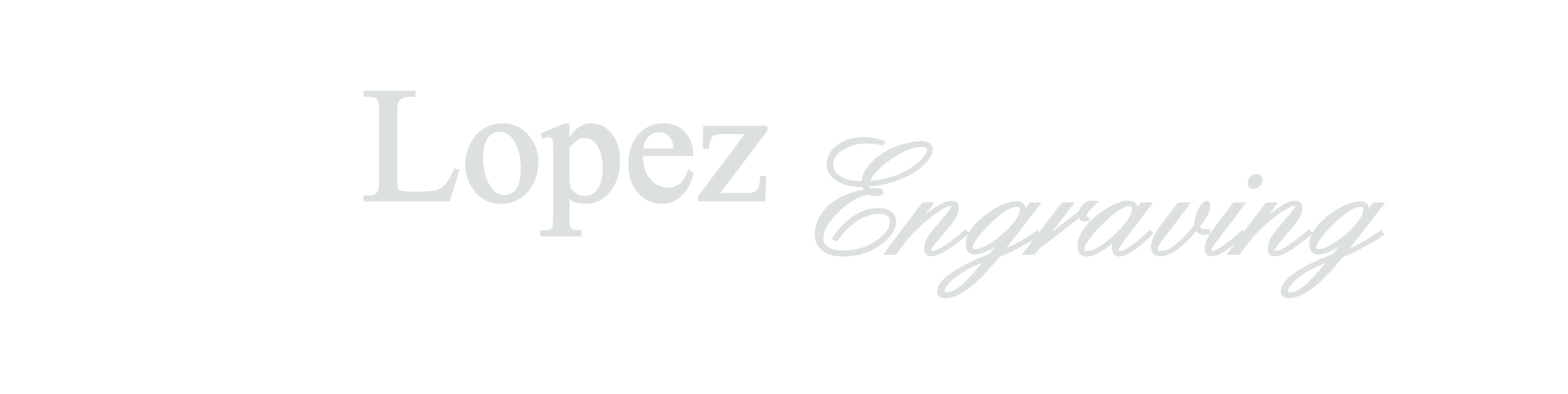 Lopez Engraving